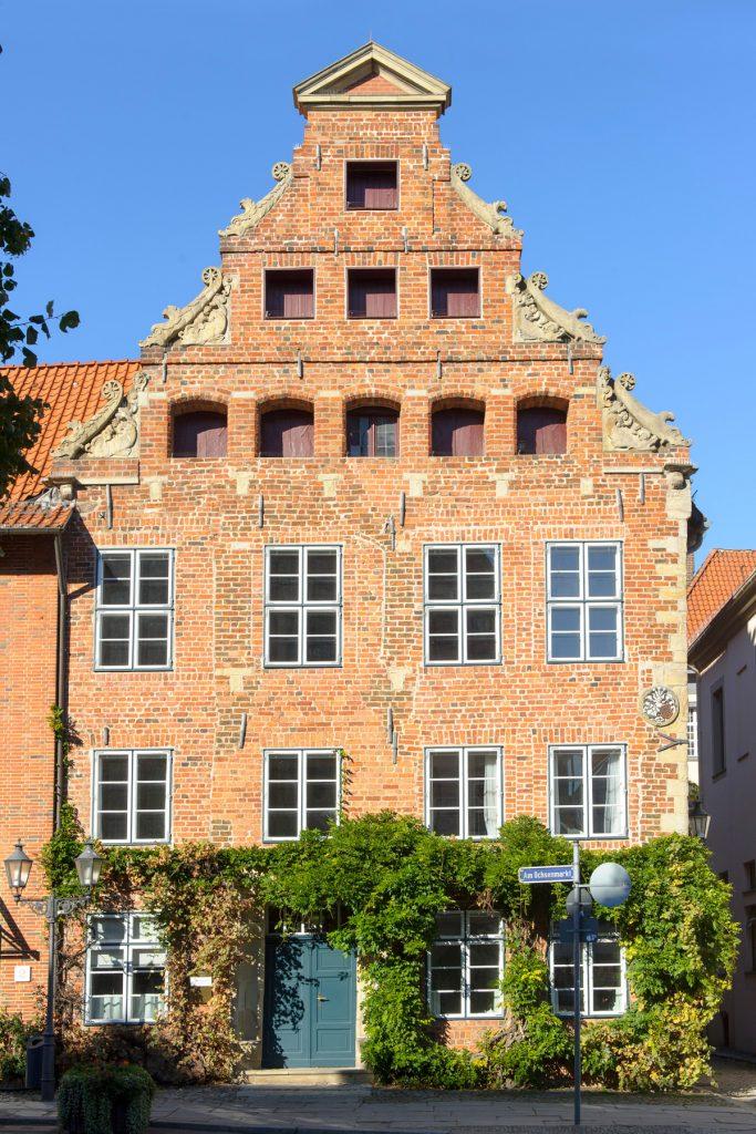 Heinrich Heine Haus in Lüneburg