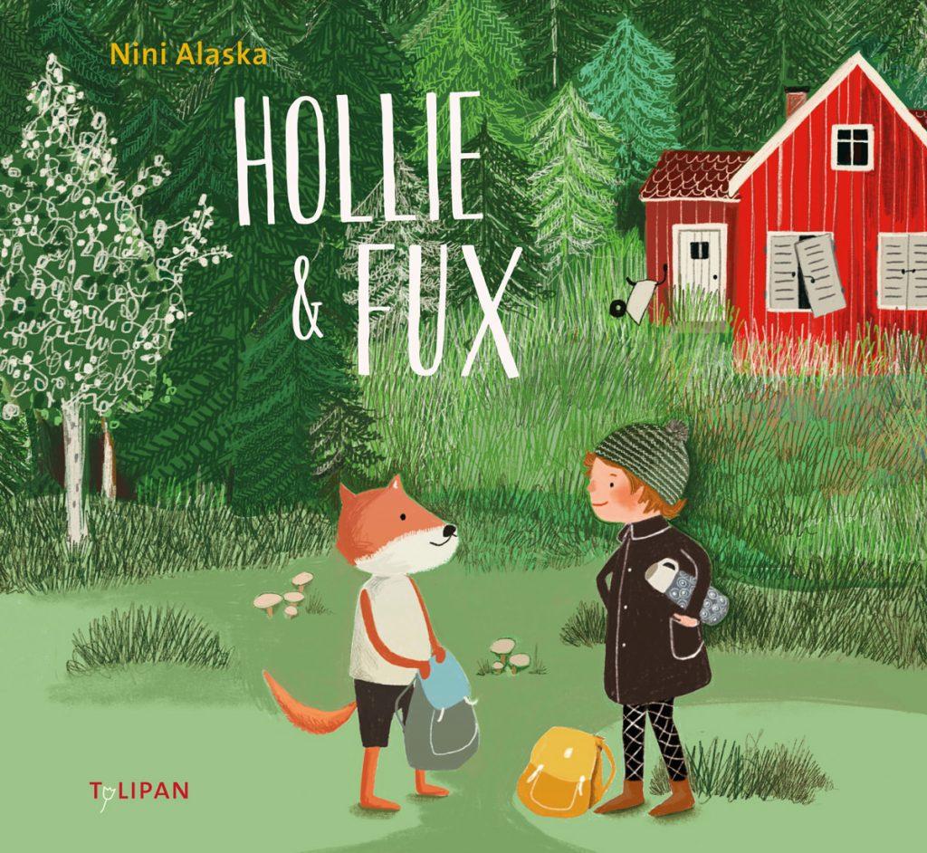 Buchcover Hollie und Fux