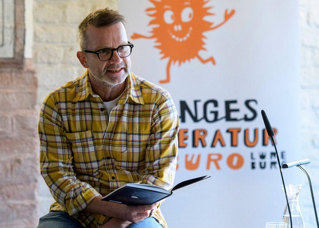 Lesung Ulrich Hub