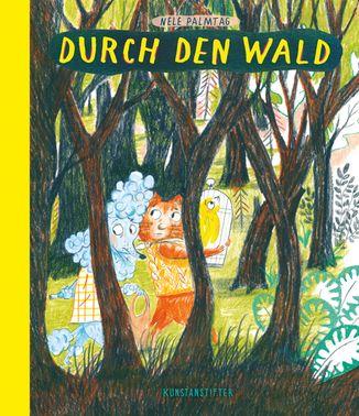 Buchcover Durch den Wald
