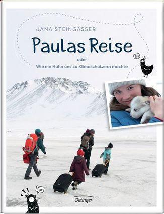 Buchcover Paulas Reise